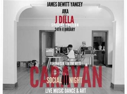Live music & dance inspired by J DILLA // Free Entry // Hackney Wick