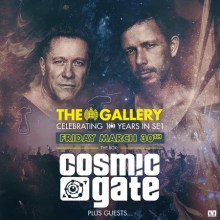 The Gallery: Cosmic Gate