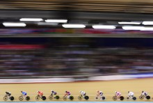 TISSOT UCI Track Cycling World Cup London