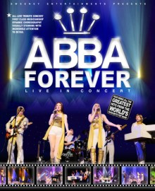 Sweeney Entertainments Presents Abba Forever