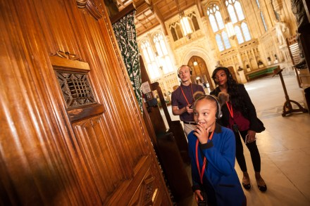 Family Guided and Audio Tours of the Houses of Parliament