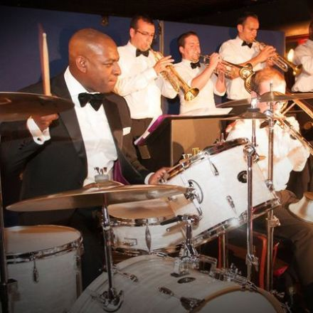 Christmas Sunday Lunch with The Vince Dunn Orchestra at Hideaway Jazz Club