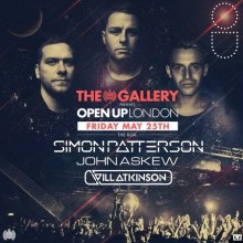 The Gallery: Open Up London