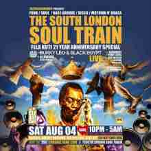 The South London Soul Train Fela Kuti Spesh w Bukky Leo & Black Egypt Live