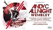 Andy C » All Night » SSE Arena Wembley