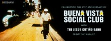 21st Anniversary of Buena Vista Social Club with the Jesus Cutino Band