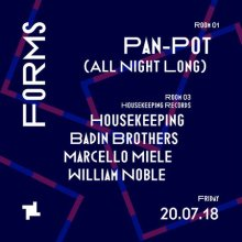Forms: Pan-Pot (All Night Long) & Housekeeping