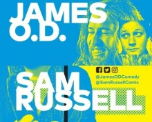 Sam Russell & James O.D.: Work in Progress