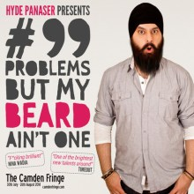Hyde Panaser: #99 Problems But My Beard Ain't One