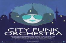 City Funk Orchestra Live at The Half Moon Putney