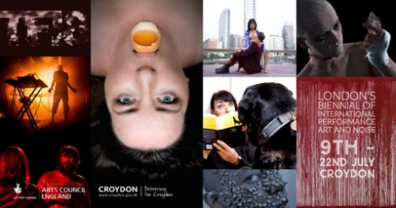TF18 – London's Biennial of Performance Art, 9TH TO 22ND JULY, Croydon.