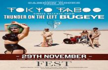 TokyoTaboo and more at Fest Camden • Camden Rocks