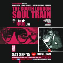 The South London Soul Train with The Getup (Live) + More on 4 floors