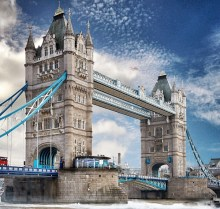 Family Learning Activity at Tower Bridge in November