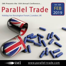 SMi's 13th Annual Parallel Trade Conference 2019