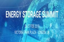 Energy Storage Summit Conference in London – 26-27 February 2019