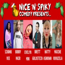 Nice N' Spiky Comedy Christmas Special @ Toulouse Lautrec Kennington