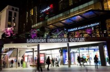 LONDON DESIGNER OUTLET HAS CHRISTMAS SHOPPING COVERED WITH NEW STORE-TO-DOOR DELIVERY SERVICE