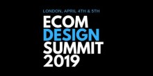 The eCommerce Design Summit 2019, London, 4th and 5th April