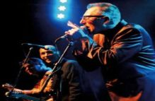 Top world class blues at Hideaway with Paul Lamb and The King Snakes