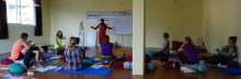 Prenatal Yoga Teacher Training in Rishikesh India