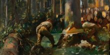 British Sign Language tour: Alfred Munnings