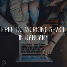 Free Co-Working Space @ Kindred- Hammersmith