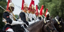 Day in the life: The Household Cavalry