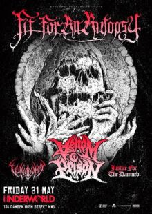 Fit For An Autopsy at The Underworld Camden