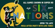 Six Nations: Every Game Screened LIVE // Northcote Records, Battersea