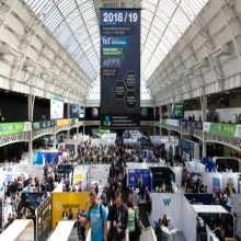 Blockchain Expo Global 2019 at Olympia London Grand in London