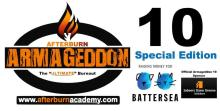 ARMAGEDDON 10 Anniversary Special Edition Charity Event