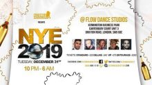 New Years Eve 2019 – White, Gold & Black – NYE Kizomba Party