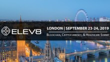 ELEV8 London -September 23-24-Blockchain, Crytocurrency and Healthcare Summit