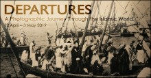 DEPARTURES: A Photographic Journey Through the Islamic World