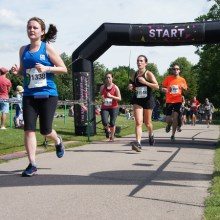 The Institute of Sport, Exercise And Health 5K And 10K – Sunday 23 June 2019