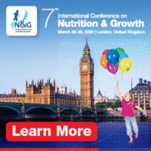 7th International Conference on Nutrition and Growth (N&G 2020)