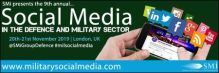 9th annual Social Media in the Defence and Military Sector 2019
