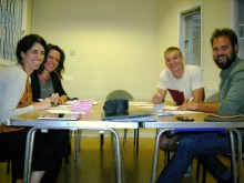 Italian course in London