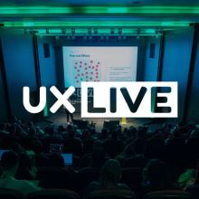 The UX LIVE Conference 2019