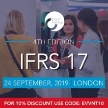 CeFPro 4th Edition IFRS 17 Forum – September 24, 2019 | London