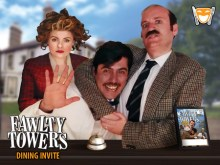 Fawlty Towers Dinner Show Holiday Inn London Bexley – Friday 20th September