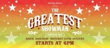 The Greatest Showman singalong!