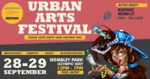 Urban Arts Festival (Wembley Park)