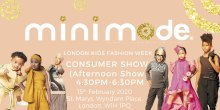 Mini Mode London Kids Fashion Week SS20 | Consumer Show (Afternoon Show)