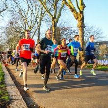 Victoria Park 10K and 10 Mile – Sunday 16 February 2020