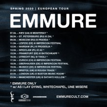 Emmure at Boston Music Room – London