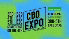 The CBD Expo, ExCel London, 3rd To 5th April 2020