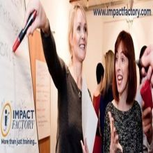 Personal Impact Course – 30th September 2020 – Impact Factory London