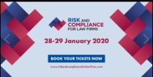Risk and Compliance for Law Firms 2020